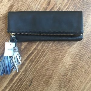 Hechizo for Anthropologie clutch bag